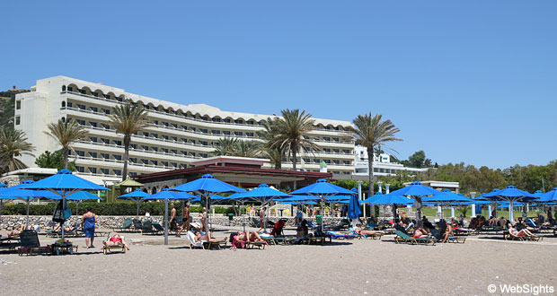 Faliraki hotel