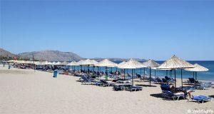 Kiotari strand Rhodos