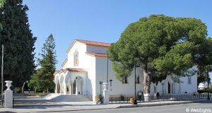 Kremasti kirke