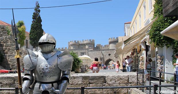Gamle bydelen ridder