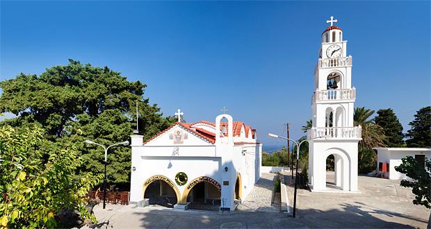 Tsambika kloster